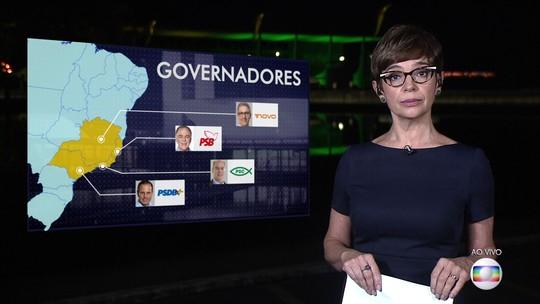 No Sudeste, três dos quatro governadores eleitos tomam posse pela 1ª vez