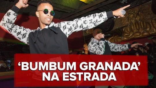 Maratona 'Bumbum granada': Zaac & Jerry fazem 7 shows na mesma noite