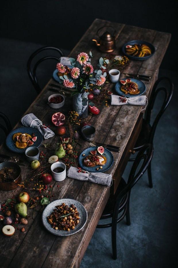 9 mesas para o almoço de dia das mães (Foto: divulgação)