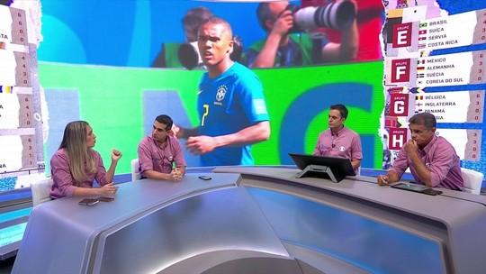 """Jornalista, sobre lesão de Douglas Costa: """"Acho que não joga mais a Copa"""""""