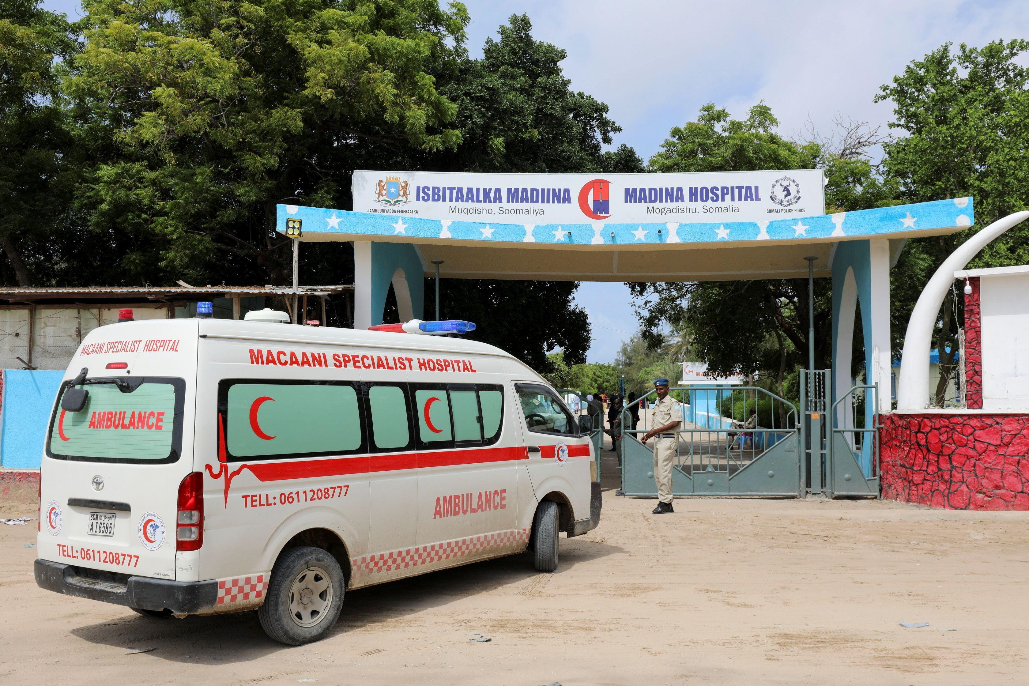 Atentado suicida contra base militar deixa 15 mortos na Somália