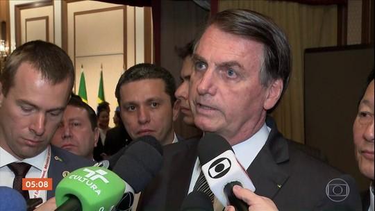 Bolsonaro defende recontagem de votos na eleição da Bolívia