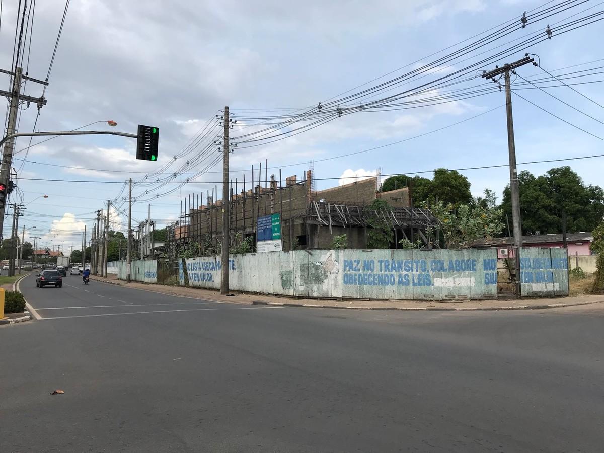 Corpo de homem é encontrado em prédio de delegacia que está em obras em Boa Vista
