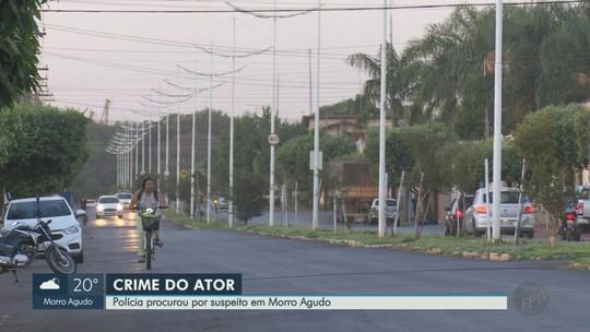 Polícia Civil faz buscas por assassino de ator e da família dele em Morro Agudo, SP