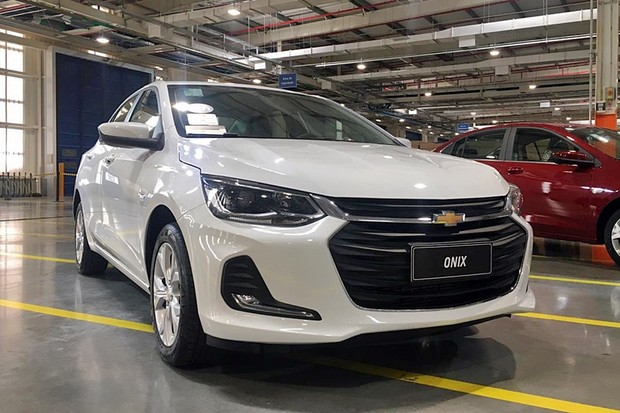 GM inaugura fábrica de motores em Joinville (Foto: André Schaun/Autoesporte)