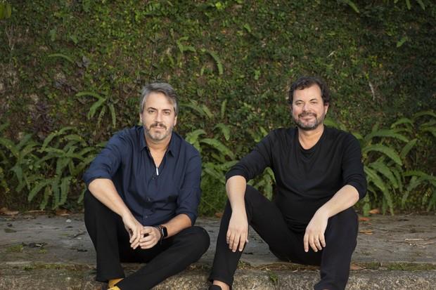 Miguel Pinto Guimarães e Sergio Conde Caldas criam casas assinadas no Rio de Janeiro  (Foto: IMAGENS DIVULGAÇÃO )