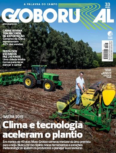 capa-revista-safra-novembro-2018 (Foto: Sérgio Ranalli /Ed. Globo)