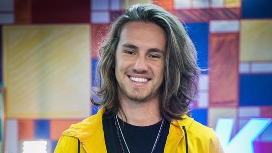 Vitor Kley comenta identificação com Jeremias Reis: 'Parece que voltei no tempo'