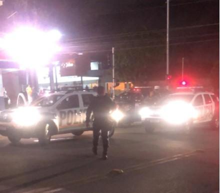 Tenente aposentado da reserva da PM é baleado em tentativa de assalto no Bairro Cidade dos Funcionários, em Fortaleza