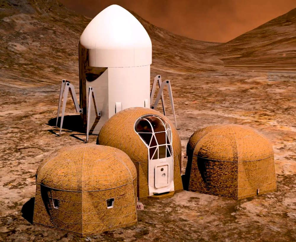 Projeto que mais agradou os cientistas da NASA (Foto: Divulgação/NASA)