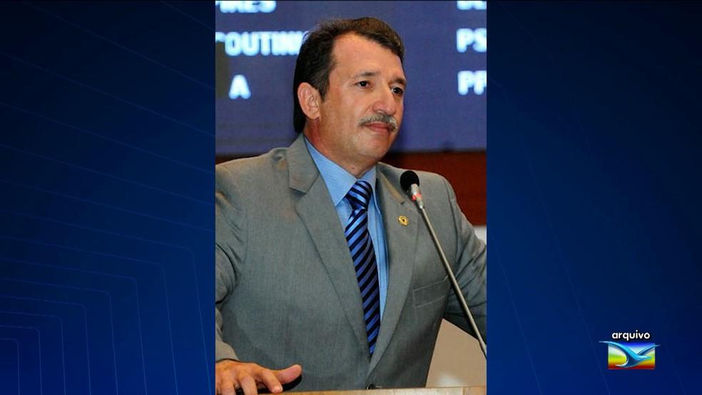 No áudio, Levi Pontes afirma que o prefeito de Chapadinha, Magno Bacelar (PV) deverá prestar apoio político em troca da manutenção da UPA do município com verbas públicas. (Foto: Reprodução/TV Mirante)