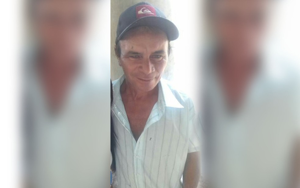 Francisco Lúcio Maia, de 48 anos, morreu na Avenida Miguel Sutil, em Cuiabá — Foto: Arquivo pessoal