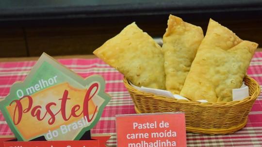 Pastel de Carne Moída Molhadinha