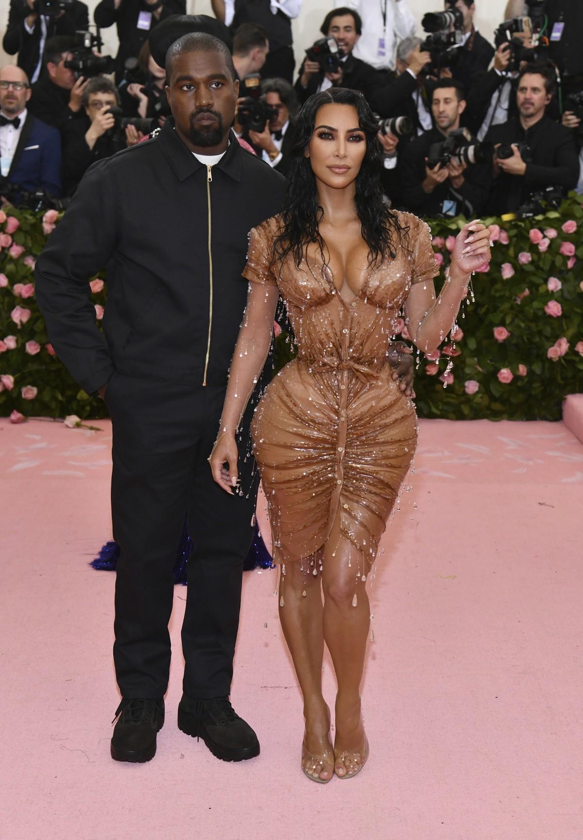 Kanye West diz que tenta se divorciar de Kim Kardashian há 2 anos e depois apaga publicação | Música