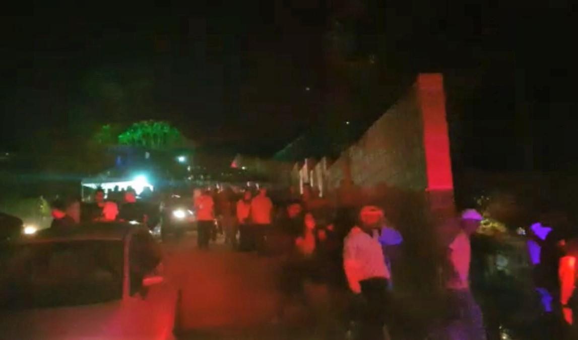Fiscalização interrompe festa clandestina com 3 mil pessoas em chácara de Sorocaba