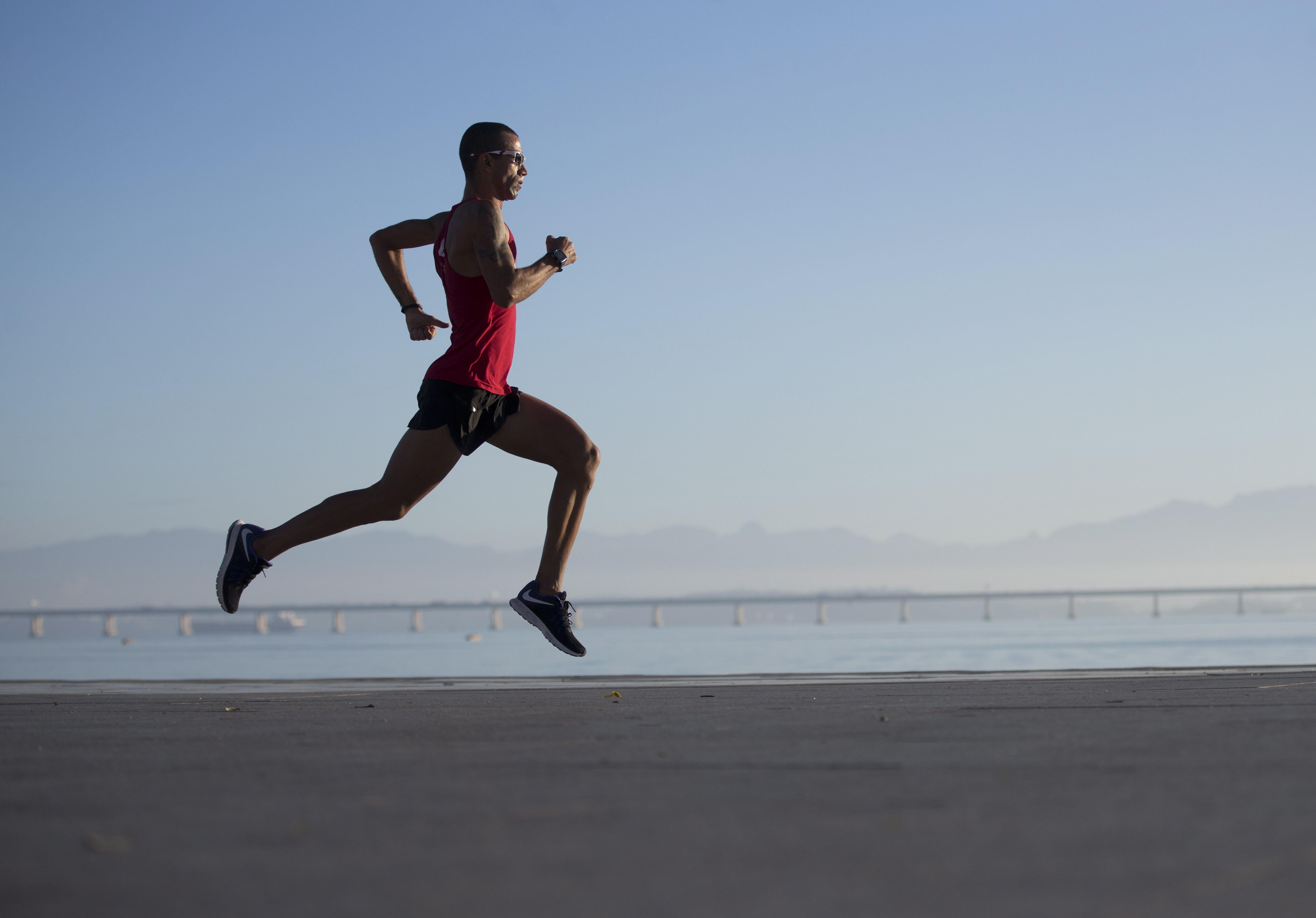 Carlos Magno ganhou emprego em uma multinacional graças à corrida; tem 2h30 em 42k