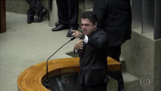 João Rodrigues é o 4º deputado preso no exercício do mandato desde 88