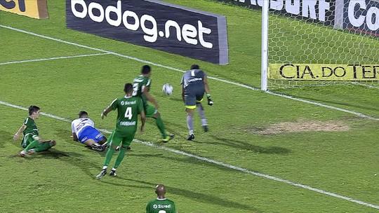 São Bento 1 x 2 Cuiabá: veja os gols e melhores momentos