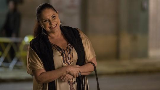 Fafá de Belém estreia em 'A Força do Querer' e se compara à personagem: 'É profundamente próxima a mim'