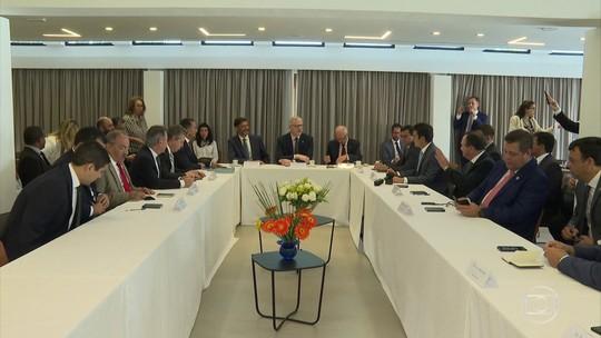 Governadores discutem retomada do Fundo Amazônia com embaixadores