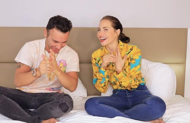 Matheus Mazzafera e Letícia Colin (Foto: Divulgação)