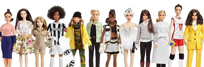 """Barbie Shero (mistura da palavra """"She (ela) e """"Hero"""" (herói), em homenagem ao Dia das Mulheres (Foto: Divulgação)"""