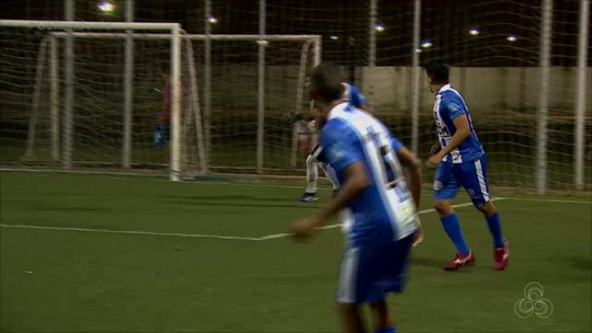 Alliance vence Dínamo de virada na estreia da seletiva para Copa Norte de Futebol 7