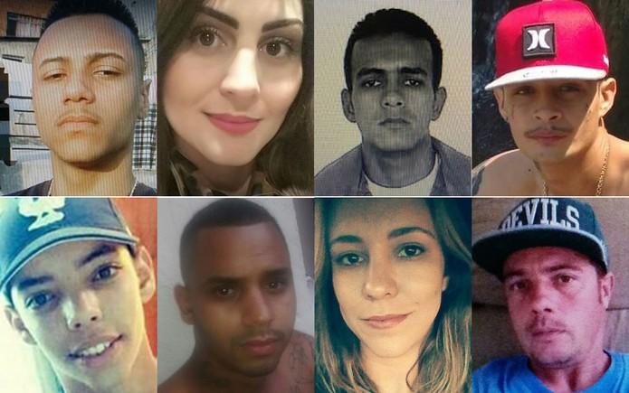 Vítimas de homicídios em SP