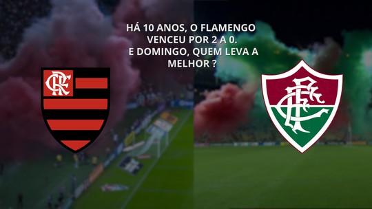 Domingo tem mais um Fla-Flu no Maracanã. Quem vai levar a melhor dessa vez?