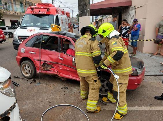 Rio Branco registra mais de 1,6 mil acidentes e 20 vítimas fatais em oito meses, aponta Detran