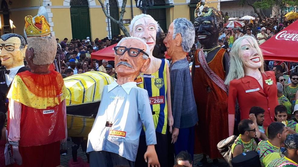 62b82cf53be Abertura do carnaval com Berbigão do Boca altera trânsito em ...