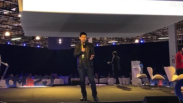 Ricardo Guinâncio, CEO do O Negócio do Varejo durante o LATAM Retail Show (Foto: Divulgação)