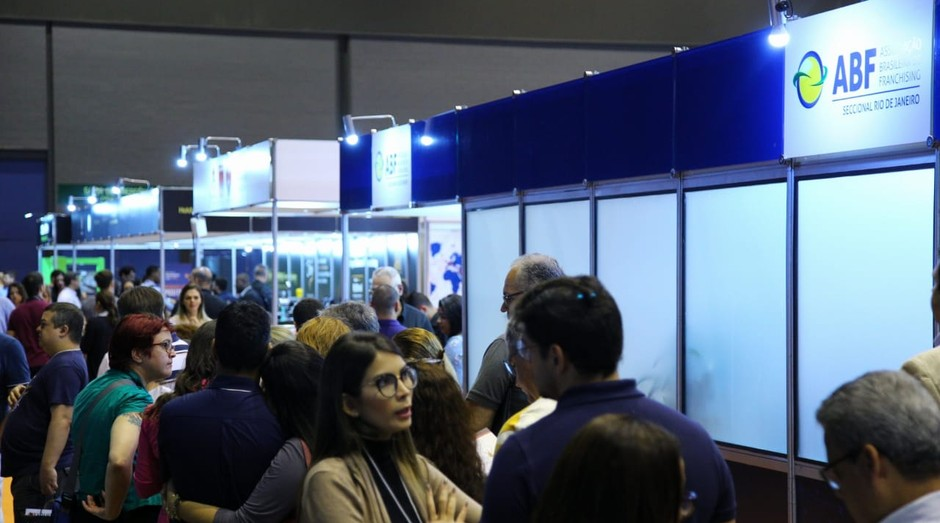 Cerca de 200 marcas participam da Expo Franchising ABF Rio (Foto: Divulgação)