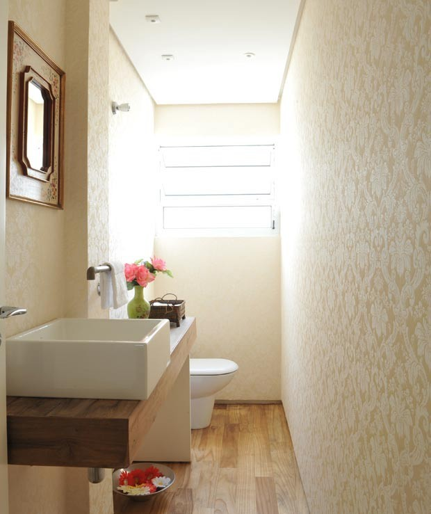 decoração-de-banheiro-lavabo (Foto: Marcelo Magnani/Editora Globo)