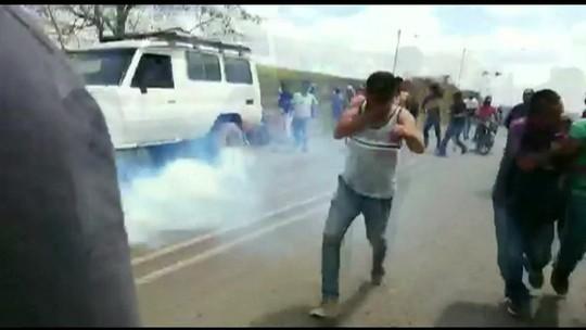 Confrontos com militares deixam 2 indígenas mortos na fronteira da Venezuela com o Brasil