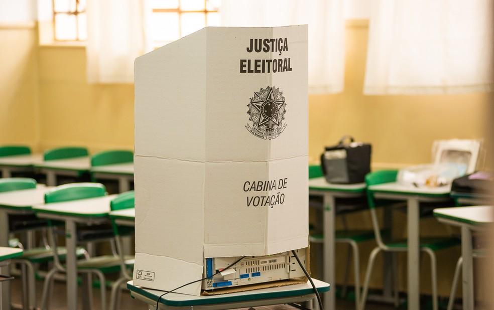 Eleições suplementares para prefeito e vice são adiadas para 13 de junho em Campestre, MG — Foto: Érico Andrade/G1