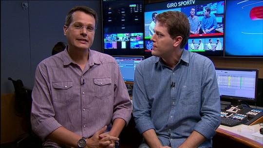 Fernando Saraiva explica mudanças na programação do SporTV News