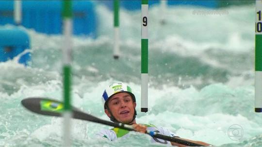 Por sonho, Pepê trocou Piraju por Foz aos 16 anos e se tornou destaque do slalom