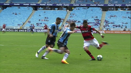 Os melhores momentos de Grêmio 1 x 1 Atlético-GO pela 37ª rodada do Campeonato Brasileiro