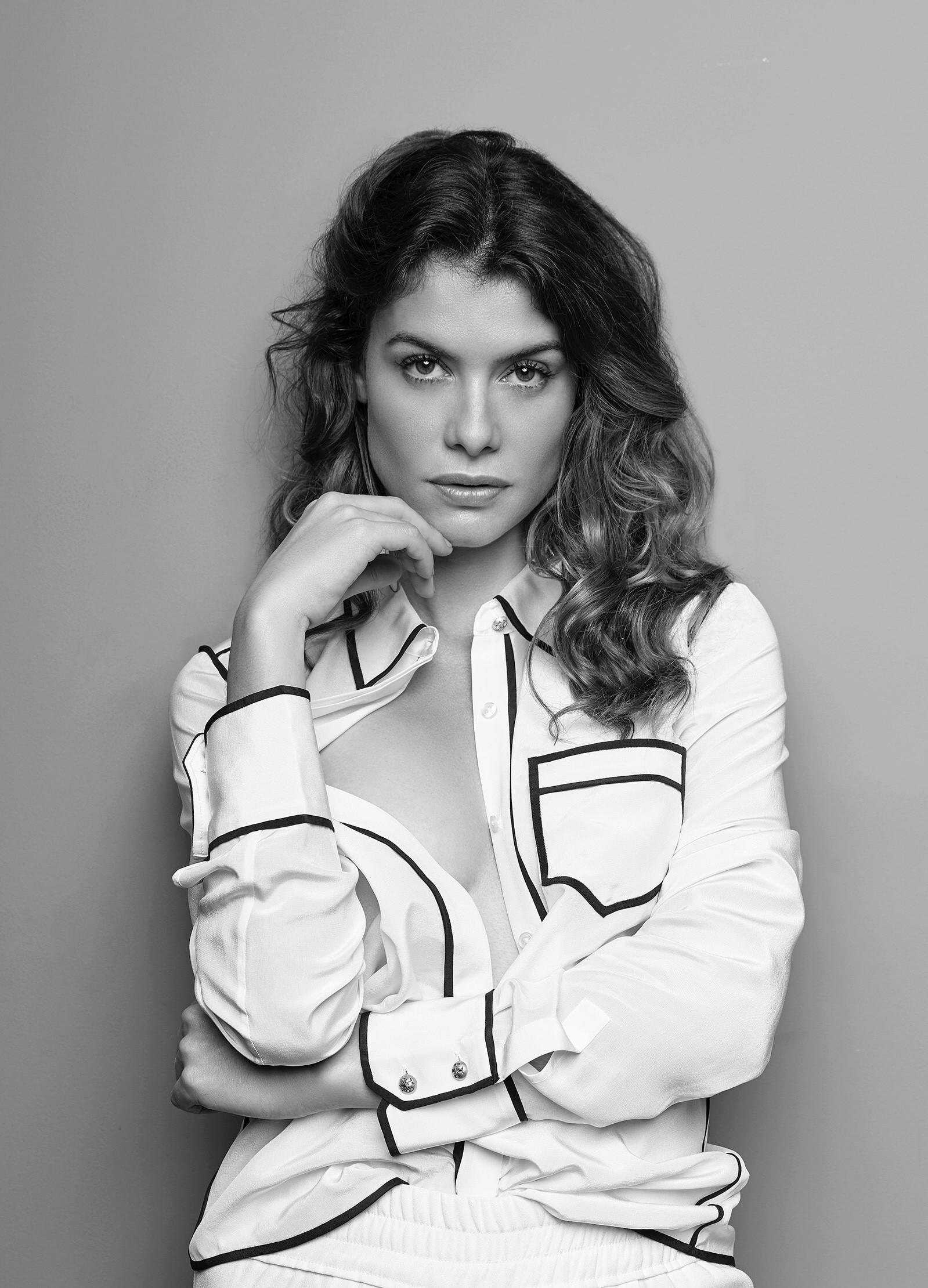 Alinne Moraes (Foto: Claudio Carpi / Divulgação)