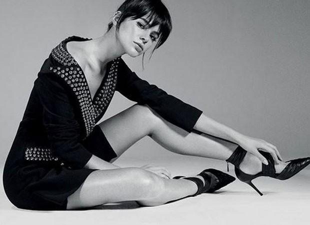 Bruna Marquezine em ensaio para a Vogue Brasil  (Foto: Gil Inoue/Divulgação )
