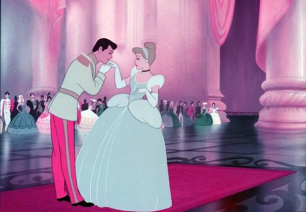Cinderela (1950), Disney (Foto: Divulgação)