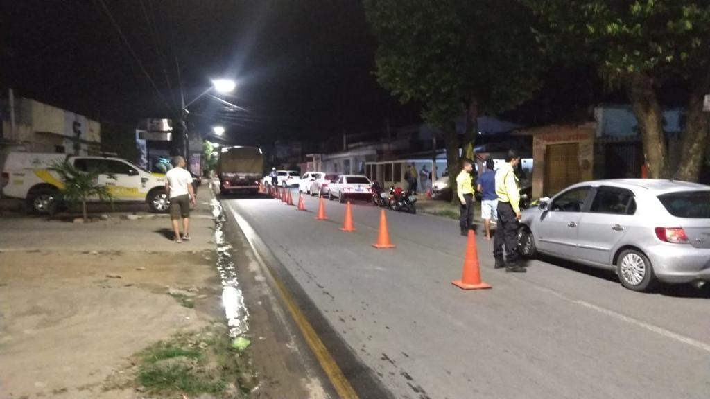 Quatro pessoas são presas por embriaguez ao volante durante ação da Lei Seca em Maceió