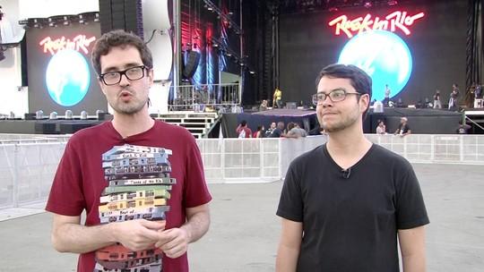 Maroon 5 no lugar de Lady Gaga, Ivete grávida, pop de veteranos e novinhos: o que esperar do 1º dia do Rock in Rio 2017