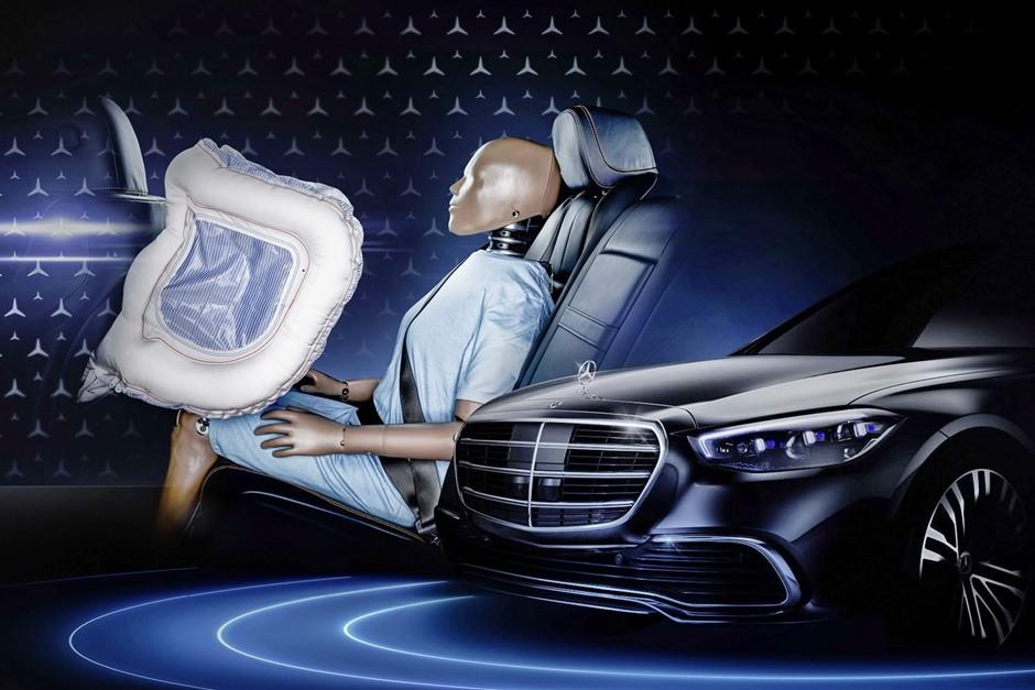 Novo Mercedes Classe S  (Foto: Divulgação)