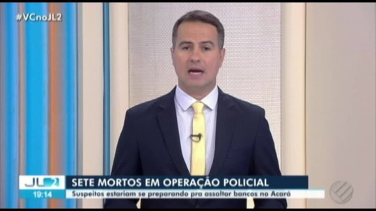 Sete pessoas são mortas durante operação policial em Acará, no Pará