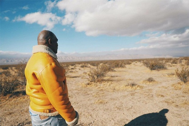 Mike Tyson em Tyson Ranch (Foto: Reprodução / Instagram)