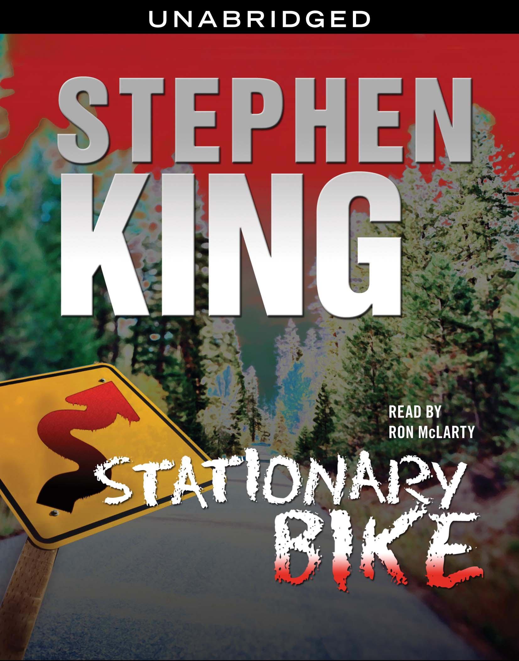 Livro Stationary Bike, de Stephen King (Foto: Divulgação)