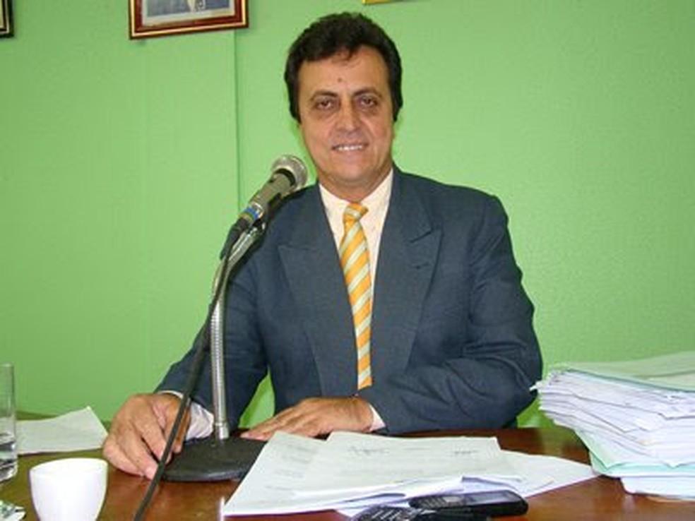 Ex-parlamentar Rodnei Lopes Pedroso foi cassado em 2013 e preso nesta quinta, 10  (Foto: Diário do Dado/Reprodução)