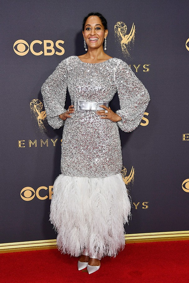Tracee Ellis Ross veste Chanel (Foto: Getty Images)